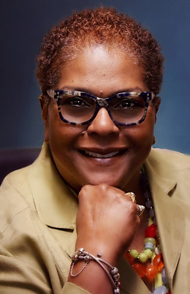 Joyce Washington portrait