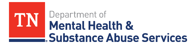 Tennessee Department of Mental Health logo